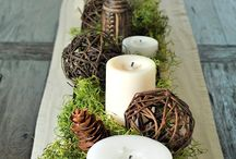 Centerpieces(candles)