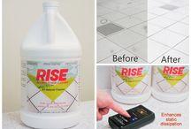 RISE Access Floor Cleaner