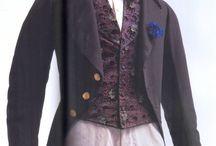 Da Revolução Francesa ao inicio do século XX / O vestuário na Europa O vestuário na França O vestuário na Inglaterra O período revolucionário de 1789 a 1815 De 1815 a 1850 De 1850 a 1868 De 1868 a 1914