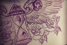 tattoos / by Sarah Sidorski