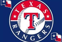 Texas Rangers / by Philip Pedroza