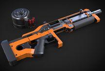 Modell våpen