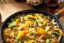 Curry Gerichte