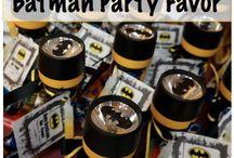 lego batman party