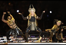 Madonna..super bowl / by Canh Vo