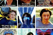 Charlie Xavier/ Professor X