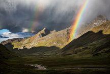 Peru / Cordilerra Huayhuash, Cordilerra Blanca, Pisco,Machu Picchu,