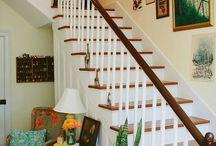 stairway inspiration board