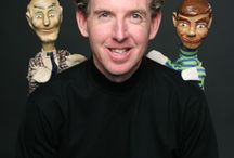 Me and my puppets / Don't Move Puppet Theatre. Puppet shows and workshops (incursions) for schools in Melbourne Australia.