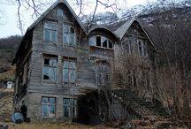 Abandoned architecture / by Karen Ott