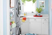 Home: Laundry room / Laundry room inspiration / by A Designer At Home