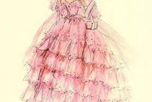 Fashion Illustration print*