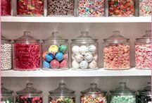 bakery, tearoom and candyshop
