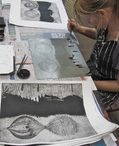 Printmaking - Waverley Woollahra Art School / A collection of our Printmaking courses and tutor pieces
