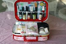ideas for travelling art case  supplies
