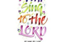 Sing your praise to the Lord!!