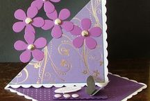 Cards - Twisted Easel