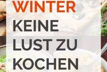 winterliche Rezepte (schnell)