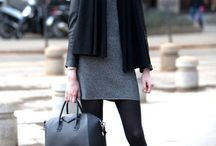 Woman fashion / business style
