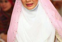 hijab pernikahan