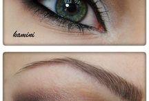 make up, fryzury, paznokcie