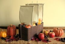 Fall - Thanksgiving / by Martha Cavazos Fipps