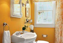 Bathroom Ideas / by Jordan Duemler