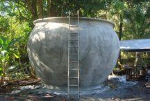 Ferrocement Water Tanks