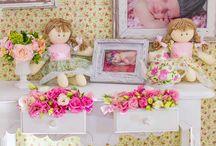 Muñecas de trapo partys