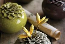 cerámica y alfarería formas