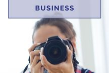 Photography Business / Tips for starting a photography business.