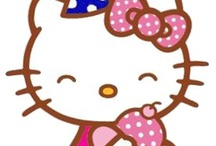Hello kitty aniversario