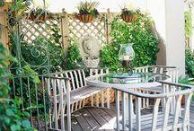 Garden, outdoors, patio...