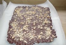 Lámaná čokoláda - broken chocolate