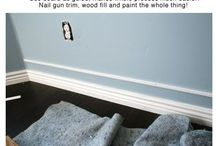 Skirting board ideas