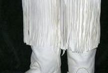 Moccasins & boots