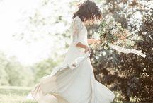 Evening & Wedding Dresses