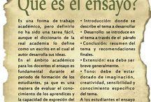 español y escritura