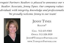 Turnquist Partners New Agents / For more information on these new agents visit their pages on wwww.turnquistpartners.com