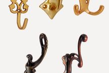 Hooks / Sturdy and unbreakable hooks available at Adonai. The decorative and functional hardware are useful for hanging clothes inside or outside your cupboard. You can use these hardware products to make your life supremely easy. Hang your handbags, caps, coats etc. on these hooks.