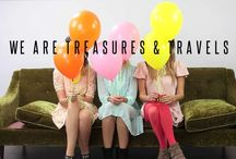 // WATCH // / Treasures & Travels Youtube Channel videos