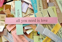 Love!! ❤ ♡ ❤ / by Mariela Abarca Restrepo