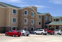 Stanton, TX Cobblestone Hotel and Suites / Big City Quality, Small Town Values! http://www.staycobblestone.com/tx/stanton/