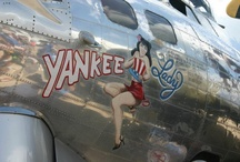 Aircraft Nose Art / by Juicy Fruit