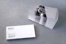Here's my card. / by Elizabeth Rabun