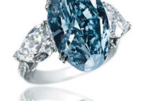 Jewelry Blue Diamond