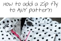 DIY-Sewing / by Jess
