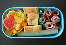 Kid Lunches / by Kate A.