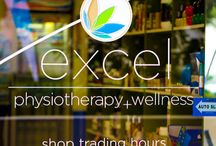 Excel Physiotherapy Facilities / Facilities, Practice, Studio, Gym, Treatment Rooms, Shop, Therapy Rooms, Lovely Spaces, Health Clinics