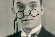 beroemd met bril / beter goed gejat dan slecht zelf bedacht. beroemd, stijlvol, inspiratiebron